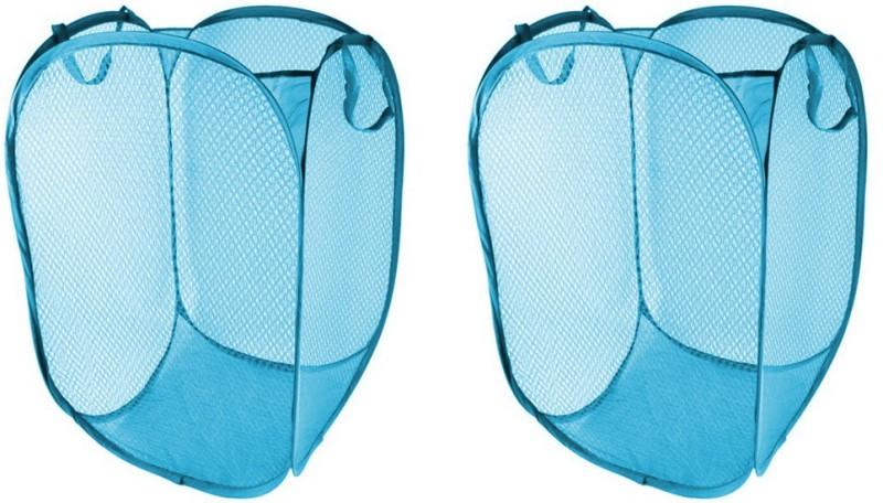 Lavelle Kitchen 15 L Blue Laundry Bag(Net)