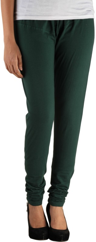 Lady in Red Legging(Green, Solid)