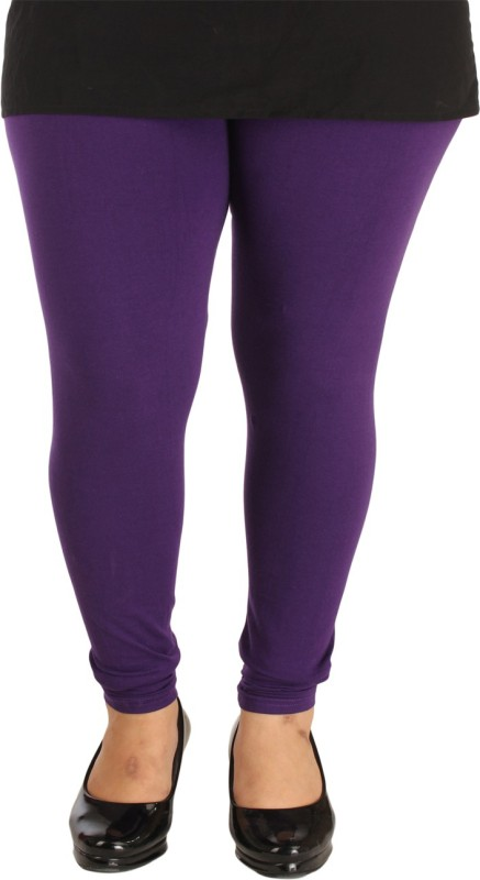 Lady in Red Legging(Purple, Solid)