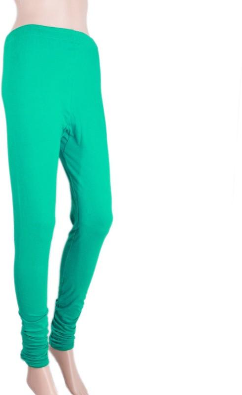 VR Designers Legging(Green, Solid)