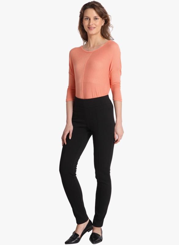 Vero Moda Women's Black Leggings