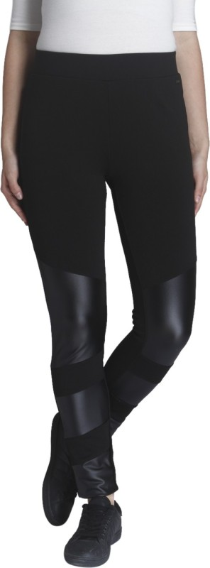 Vero Moda Women's Black Leggings