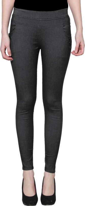 LGC Black Jegging(Solid)