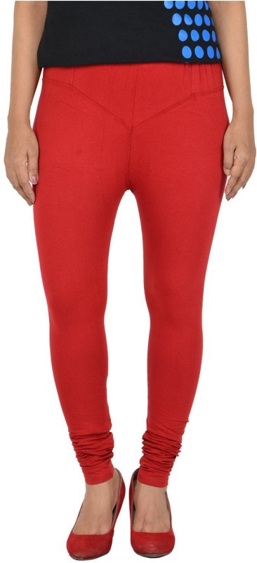Penperry Legging(Red, Solid)