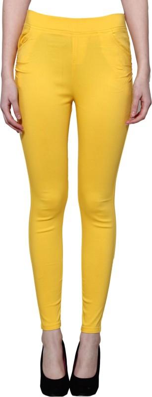 LGC Yellow Jegging(Solid)