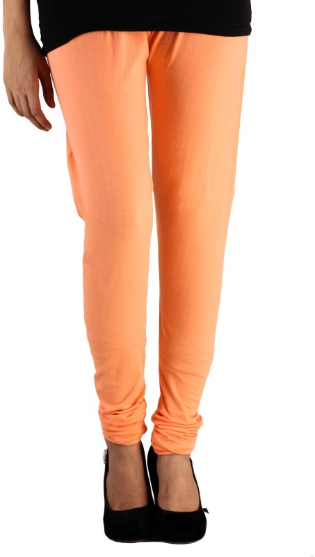 Lady in Red Legging(Orange, Solid)