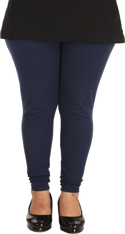 Lady in Red Legging(Dark Blue, Solid)