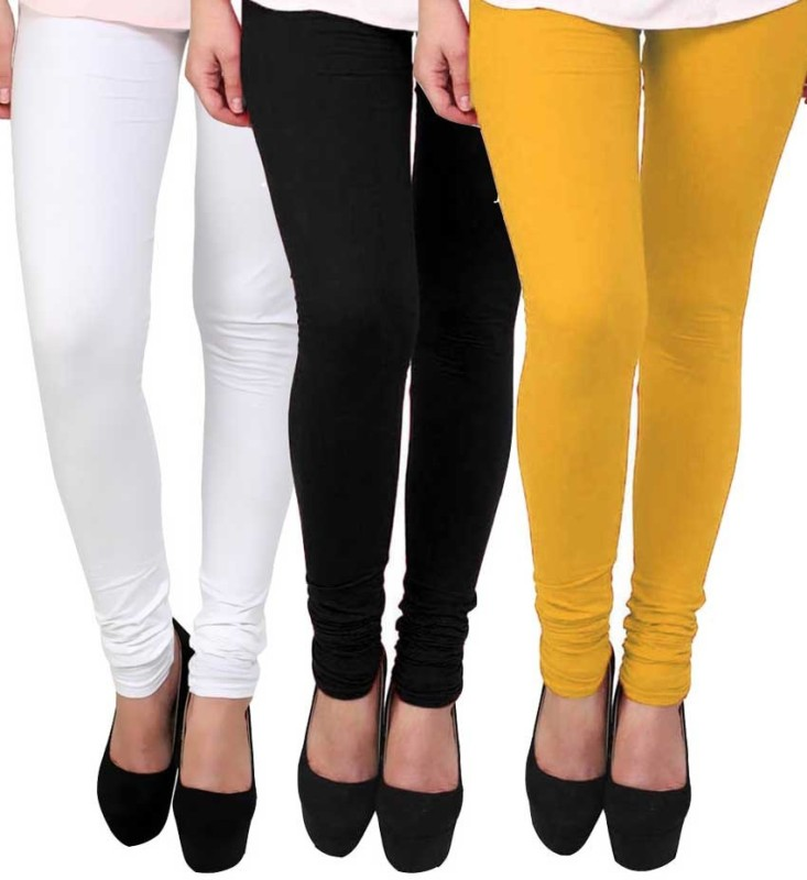 Fashion Guru Trading Legging(Multicolor, Solid)