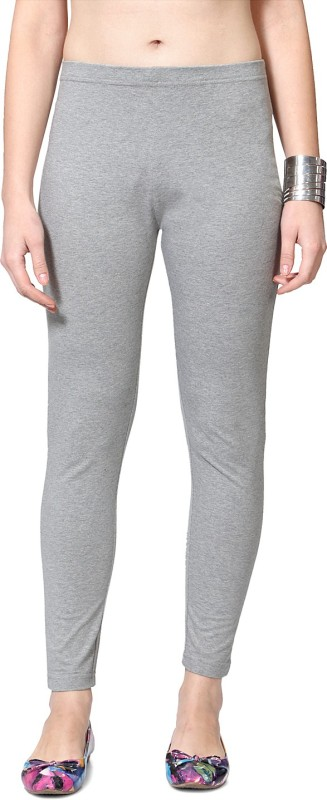 Honey By Pantaloons Women's Grey Leggings