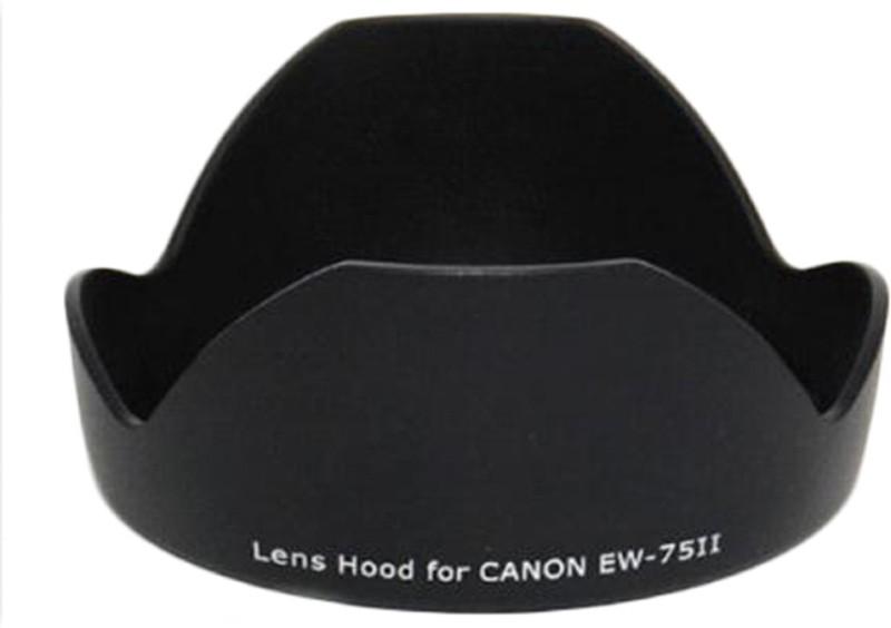JJC LH-75II Lens Hood(Black)