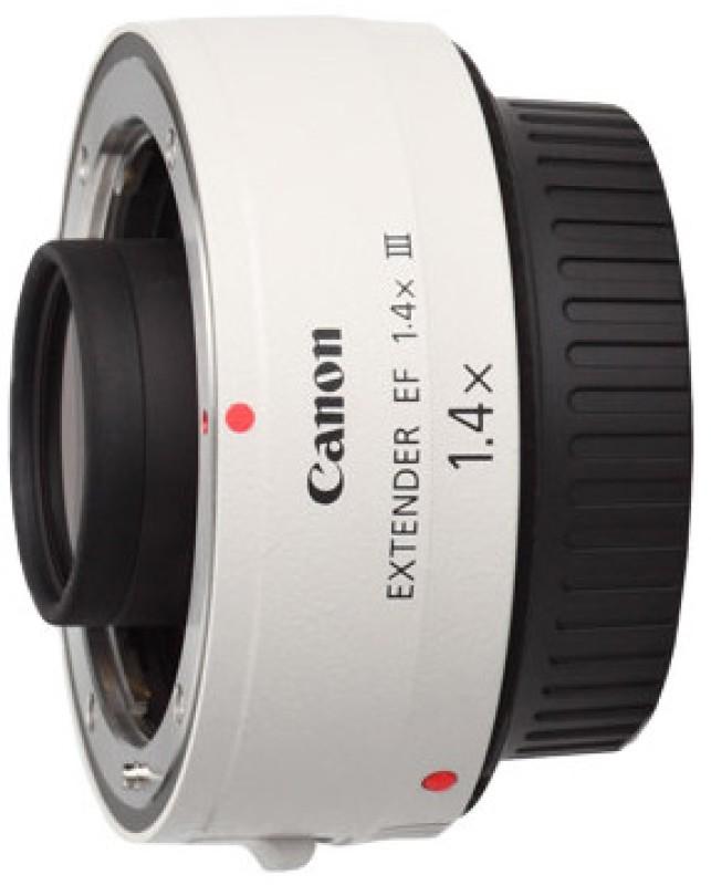 Canon Extender EF 1.4xIII Lens(Black)