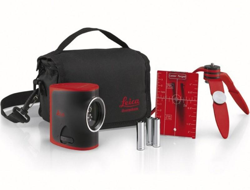 Leica Lino L2 Crossline Laser Magnetic Line Level(9.6 cm)