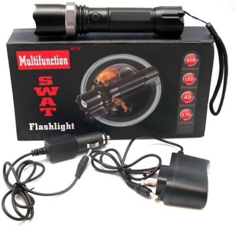 W2W SWTLGHT LED Spot Light(Black)