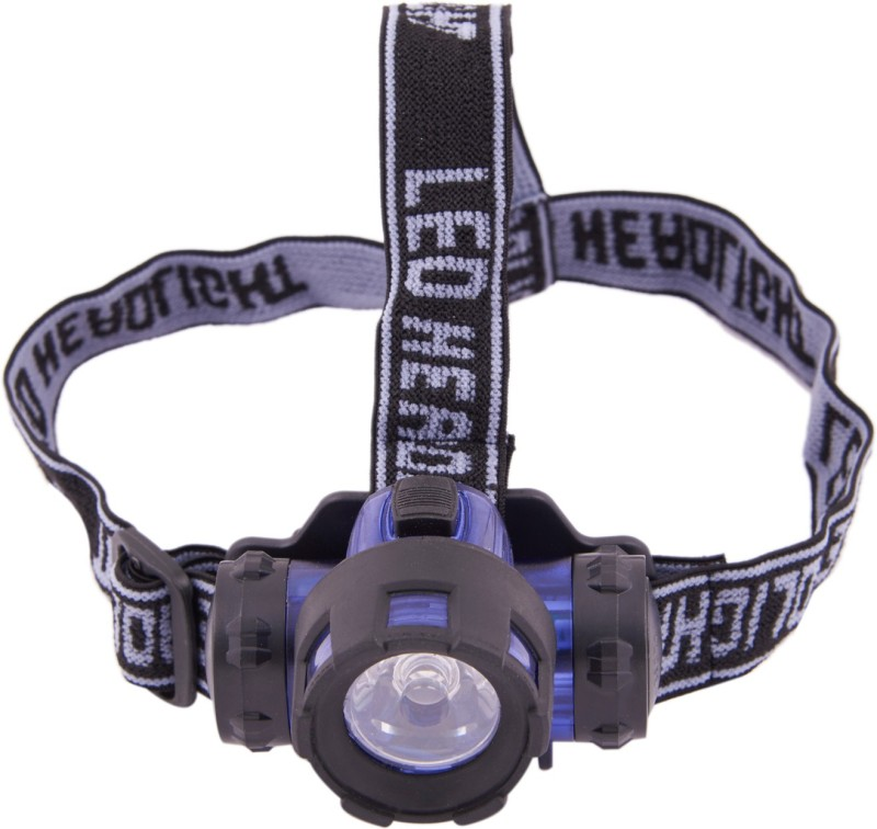 Smiledrive High Power Zoom Wearable Adverture Gear LED Headlamp(Multicolor)