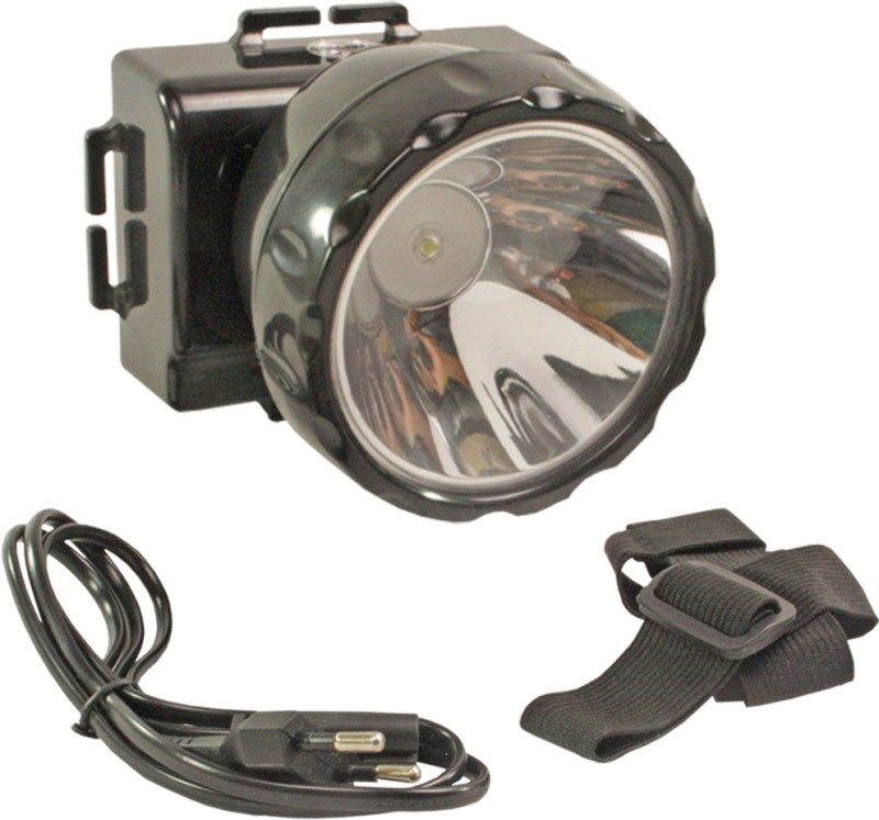 JM Rechargeable LED Headlamp(Multicolor)