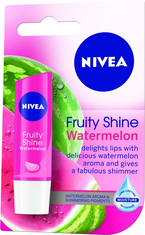 Nivea Fruity Shine Watermelon(4.8 g)