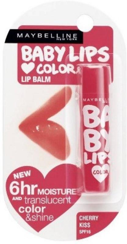 Maybelline Baby Lips Cherry Kiss(4 g) Baby Lips