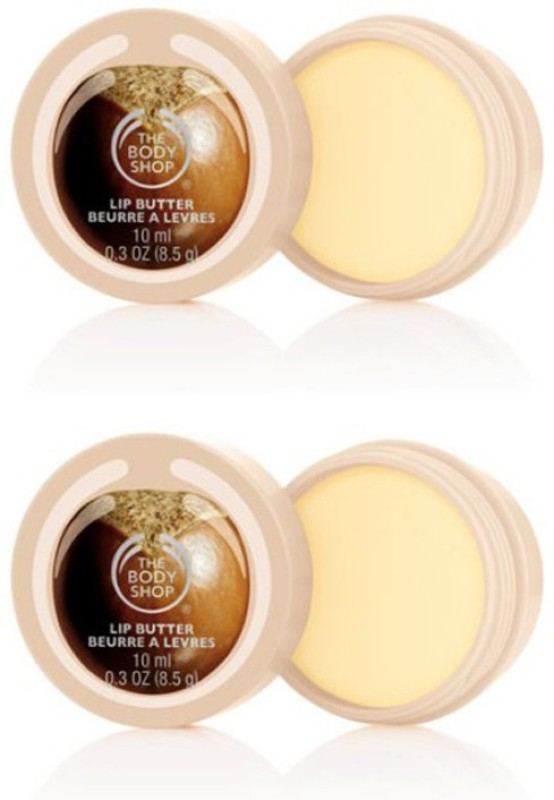 The Body Shop Butter Natural Shea(Pack of: 2, 20 ml)