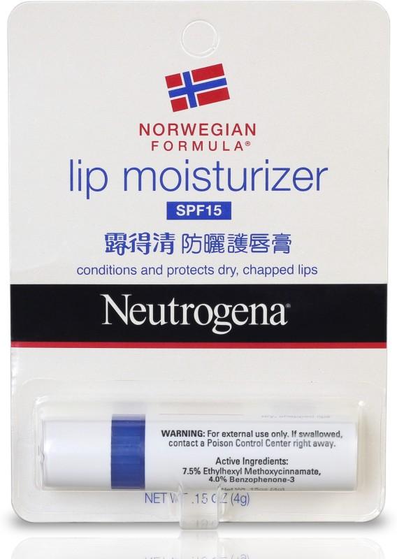 Neutrogena Norwegian Formula Lip Moisturizer(Pack of: 1, 4 g)