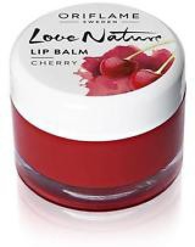 Oriflame Sweden natural lip balm cherry(7 g)