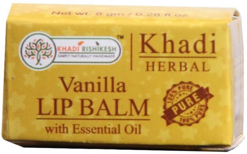 Khadi Rishikesh Herbal Vanilla(Pack of: 1, 8 g)