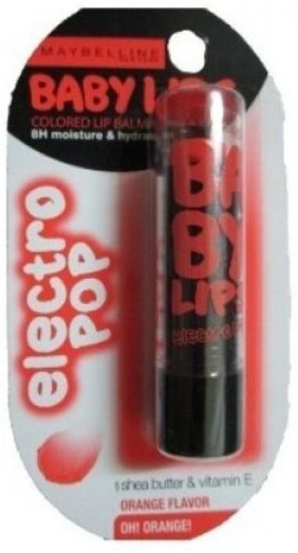 Maybelline Baby Lips Electro - Oh Orange Orange(3.5 g)