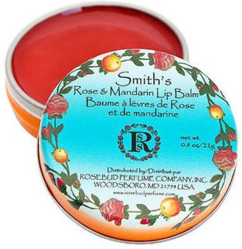 Rosebud Perfume Co. Smith'S Lip Balm Rose, Mandarin(Pack of: 1, 22 g)