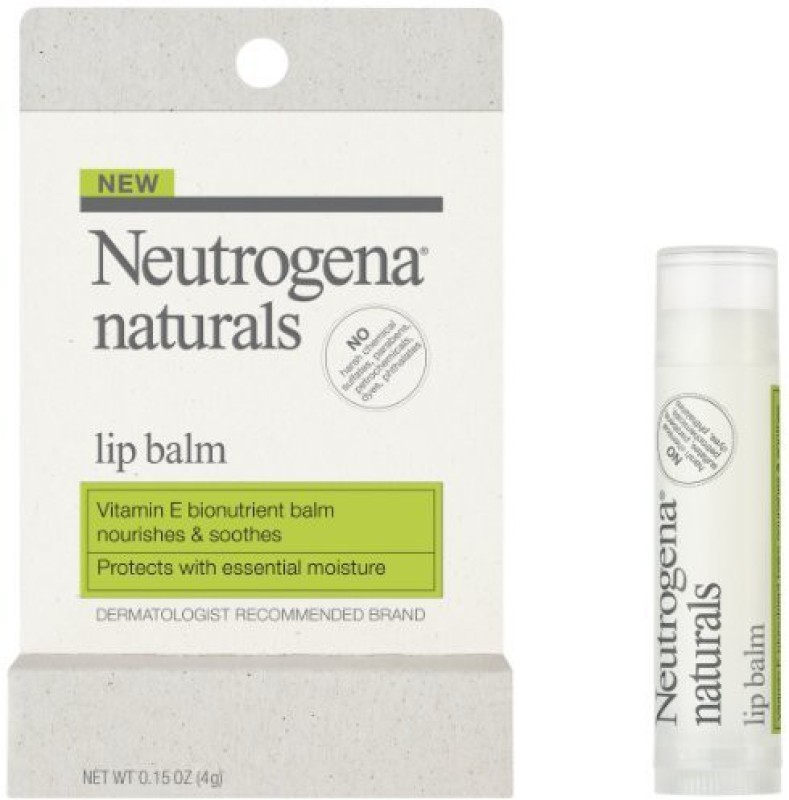 Neutrogena Naturals Lip Balm Natural(4 g)