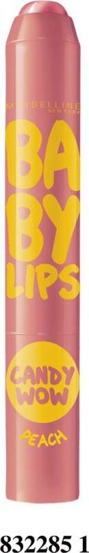Maybelline Baby Lips Candy Wow Peach(2 g) Baby Lips Candy Wow