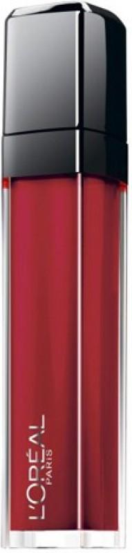 LOreal Paris Infallible Mega Gloss(Alerte Rouge 106)