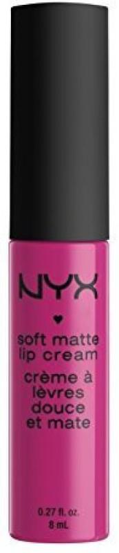Nyx Soft Matte Lip Cream, Addis Ababa(Pink)