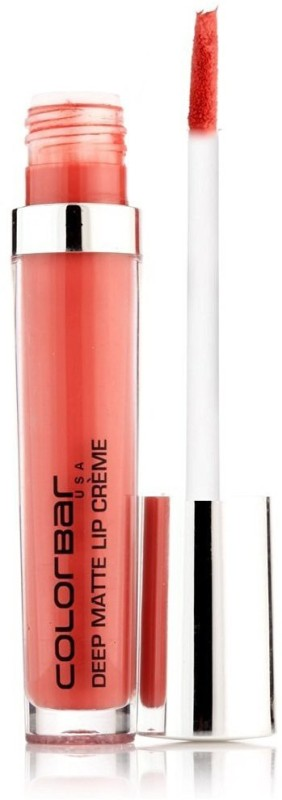 Colorbar Deep Matte Lip Cream(009 deep PEACH)
