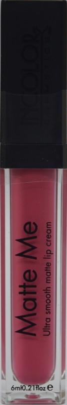 Incolor Matte Me 425(Rouge Pink)