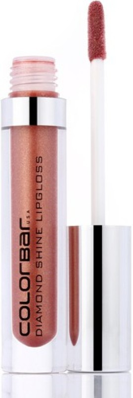Colorbar Diamond Shine Lip Gloss(3.8 ml, 008 Brown Girl)