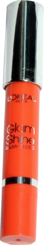 LOreal Paris Glam Shine Balmy Gloss(2.5 g, Passion Fruit Perfect - 910)