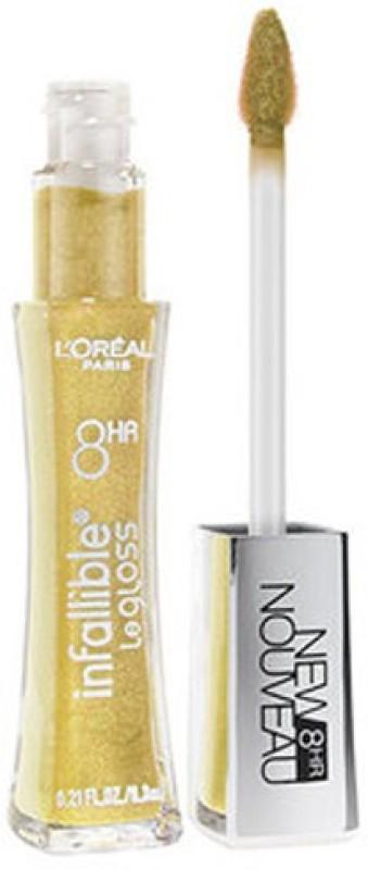 L'Oreal Paris Infallible 8hr Lip Gloss(6.3 ml, Something Shiny - 461) Infallible 8hr Lip Gloss