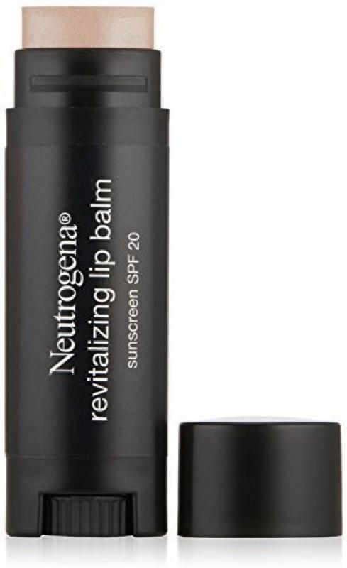 Neutrogena Revitalizing Lip Balm(4.5 g, Sheer Shimmer 10)
