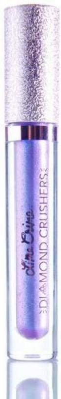 Lime Crime Trip Diamond Crush(7.4 ml, Glitzy Purple)