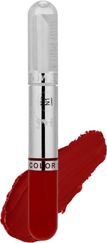 Meilin Paris Color Stay Non-Transfer Lipgloss(13 g, Crimson)