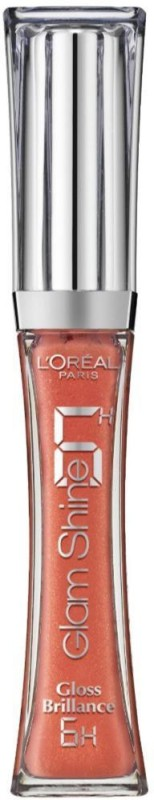 LOreal Paris Paris Glam Shine 6Hours Lip Gloss(6 ml, Forever Sweet - 108)