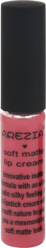 Arezia Soft Matte Lip cream(6.5 g, Nude Pink)