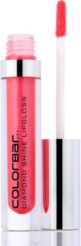 Colorbar Diamond Shine Lip Gloss(3.8 ml, 005 Pink Flash)