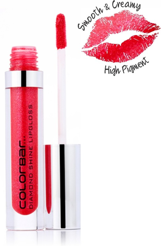 Colorbar Diamond Shine Lipgloss(3.8 ml, Iconic-001)