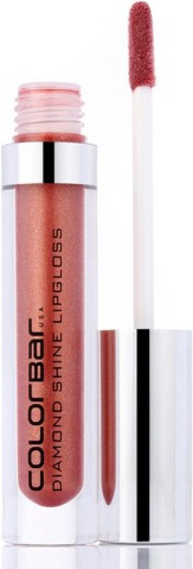 Colorbar Diamond Shine Lipgloss(3.8 ml, 010 Sunburn)