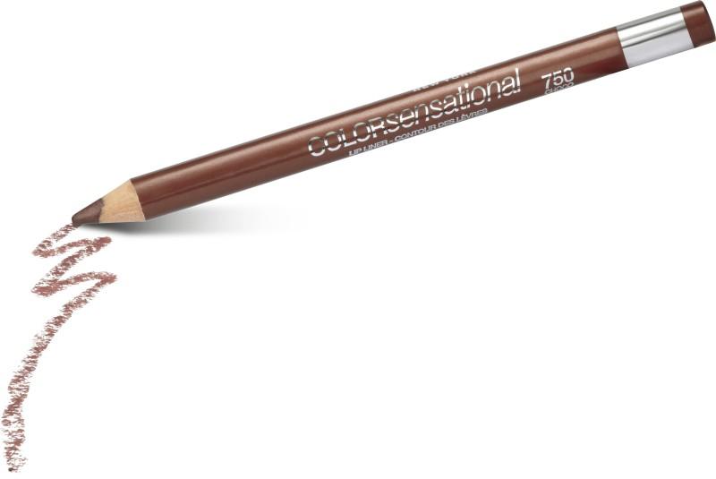 Maybelline Color Sensational Lip Liner(750 Choco Pop)