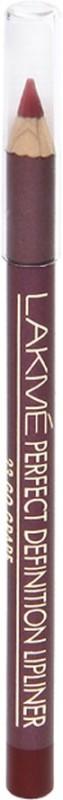 Lakme Perfect Definition Lip Liner - 1.15 g(Go Grape)