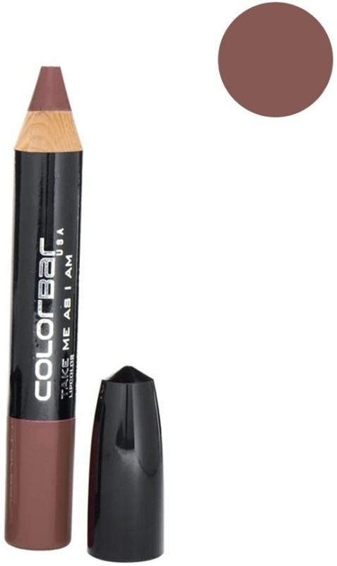 Colorbar Take Me As I Am Lipstick(Bare Dare Pink-003)