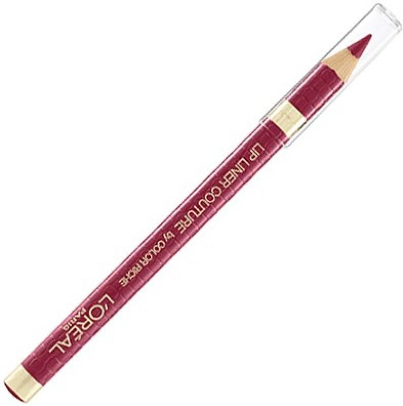 LOreal Paris Color Riche Lip Liner Couture 258 Berry Blush(258 Berry Blush)
