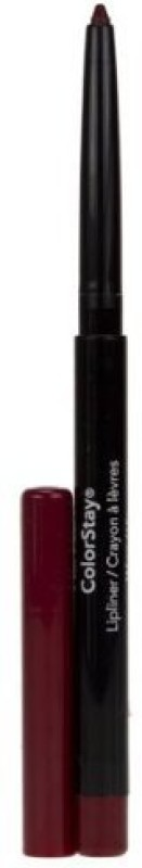 Revlon Colorstay Lip Liner Pencil(Wine 670)