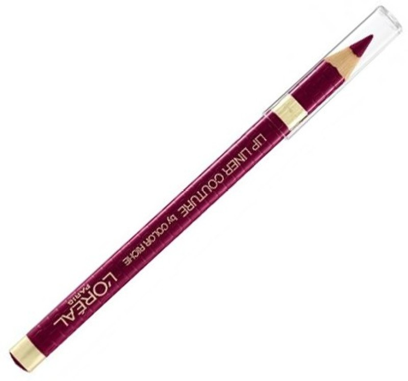 LOreal Paris Color Riche Lip Couture- 374 Intense Plum(374 Intense Plum)